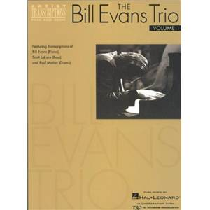 EVANS BILL - THE BILL EVANS TRIO 1959 1961 ART TRANSCRIPTIONS PIANO BASS DRUMS