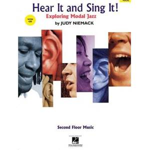 NIEMACK JUDY - HEAR IT AND SING IT! EXPLORING MODAL JAZZ + CD