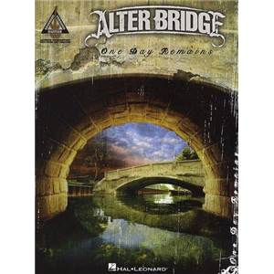 ALTER BRIDGE - ONE DAY REMAINS GUITAR TAB.