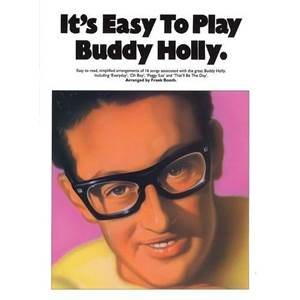 HOLLY BUDDY - IT'S EASY TO PLAY