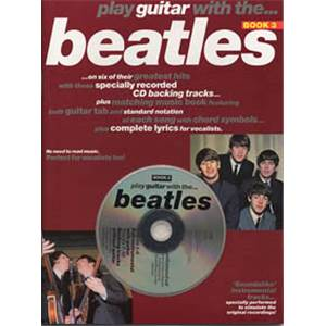 BEATLES THE - PLAY GUITAR VOL.3 + CD