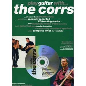 CORRS - THE PLAY GUITAR TAB. + CD