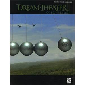 DREAM THEATER - OCTAVARIUM GUITAR TAB.