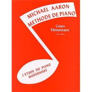 AARON MICHAEL - METHODE COURS ELEMENTAIRE VOL.2