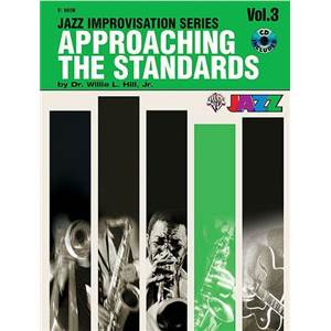 COMPILATION - APPROACHING THE STANDARDS VOL.3 IN EB + CD