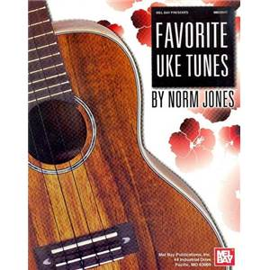 COMPILATION - FAVORITE UKE TUNES LYRICS/CHORDS