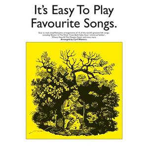 COMPILATION - IT'S EASY TO PLAY FAVOURITE SONGS