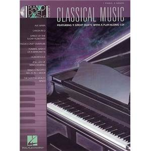 COMPILATION - PIANO DUET PLAY ALONG VOL.07 CLASSICAL MUSIC + CD