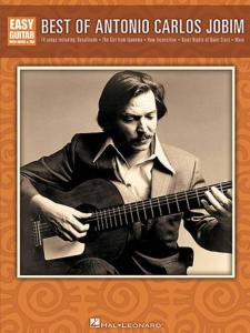 JOBIM ANTONIO CARLOS -  BEST OF EASY GUITAR - GUITARE