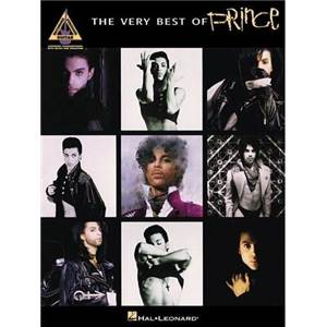 PRINCE - THE VERY BEST OF GUITAR TAB.