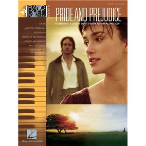 MARIANELLI DARIO - PIANO DUET PLAY ALONG VOL.31 PRIDE AND PREJUDICE + CD