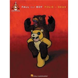 FALL OUT BOY - FOLIE A DEUX GUITAR TAB.