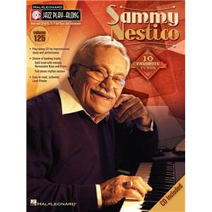 NESTICO SAMMY - JAZZ PLAY ALONG VOL.127 + CD