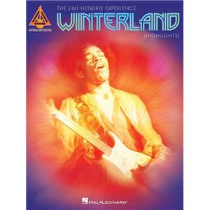 HENDRIX JIMI - WINTERLAND HIGHLIGHTS GUIT. TAB.