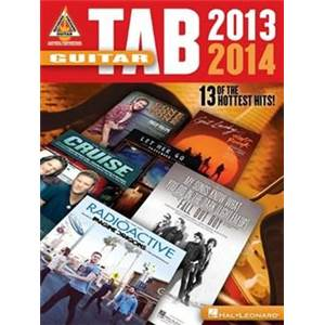 COMPILATION - GUITAR TAB. 2013 – 2014 E GUITAR RECORDED VERSION