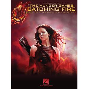 COMPILATION - THE HUNGER GAMES CATCHING FIRE MUSIC FROM THE MOTION PICTURE SOUNDTRACK P/V/G
