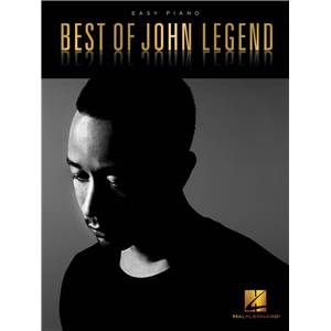 LEGEND JOHN - BEST OF EASY PIANO