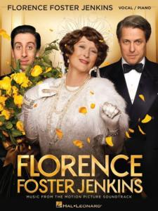 FLORENCE FOSTER JENKINS MUSIC FROM THE MOTION PICTURE SOUNDTRACK P/V/G
