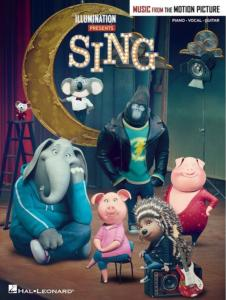COMPILATION - SING (TOUS EN SCÈNE) MUSIC FROM THE MOTION PICTURE P/V/G