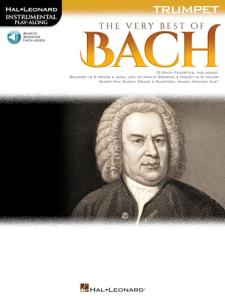 BACH J.S. - INSTRUMENTAL PLAY-ALONG  VERY BEST OF BACH TRUMPET + ONLINE AUDIO ACCESS