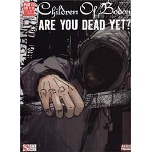 CHILDREN OF BODOM - ARE YOU DEAD YET ? GUITAR VOCAL