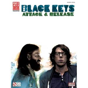 BLACK KEYS - ATTACK & RELEASE GUIT. TAB.