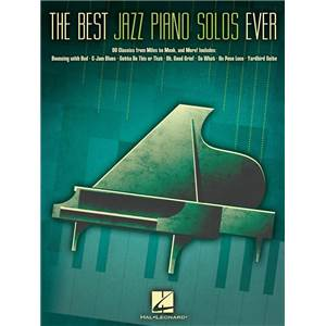 COMPILATION - THE BEST JAZZ PIANO SOLOS EVER: 80 CLASSICS, FROM MILES TO MONK AND MORE