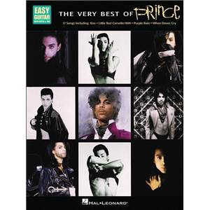 PRINCE - THE VERY BEST OF EASY GUITAR TAB.