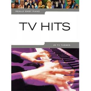 COMPILATION - REALLY EASY PIANO TV HITS