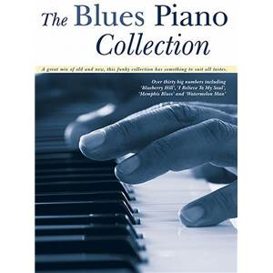 COMPILATION - THE BLUES PIANO COLLECTION VOL.1