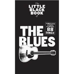 COMPILATION - LITTLE BLACK SONGBOOK (POCHE) THE BLUES 88 CHANSONS