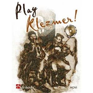 COMPILATION - PLAY KLEZMER ! CLARINETTE + CD