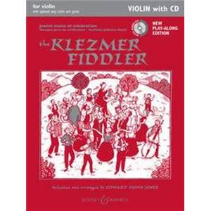 HUWS JONES EDWARD - THE KLEZMER FIDDLER + CD VIOLON SOLO (GUITARE AD LIB.)