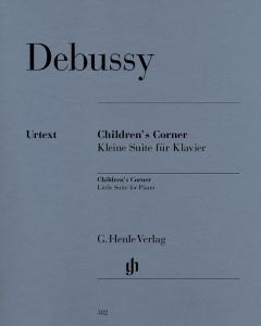 DEBUSSY CLAUDE - CHILDREN'S CORNER - PIANO