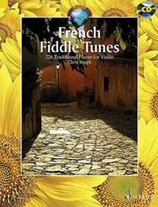 FRENCH FIDDLE TUNES +CD (226 PIECES TRADITIONNELLES FRANCAISES) - VIOLON