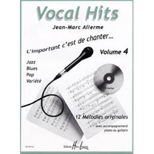 ALLERME JEAN MARC - VOCAL HITS VOL.4 + CD