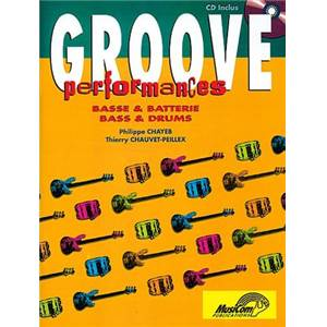 CHAYEB P. / CHAUVET PEILLEX - GROOVE PERFORMANCES + CD