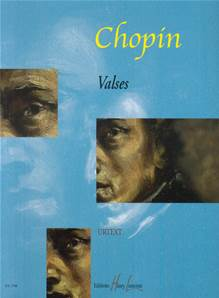 CHOPIN FREDERIC - VALSES (RECUEIL)