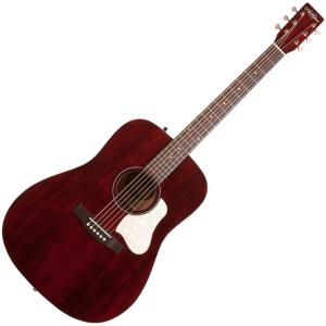 GUITARE FOLK ACOUSTIQUE ART & LUTHERIE AMERICANA TENNESSEE RED AL045594