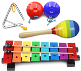 PERCUSSIONS SCOLAIRES
