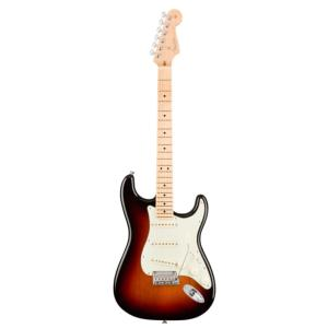 GUITARE FENDER AMERICAN PROFESSIONAL STRATOCASTER MAPLE FINGERBOARD 3 TONS SUNBURST
