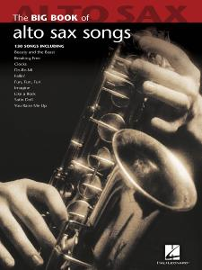 COMPILATION - BIG VOL.OF ALTO SAXOPHONE SONGS
