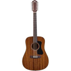GUITARE FOLK 12 CORDES GUILD GAD 125 /12 NATUREL 3810120821