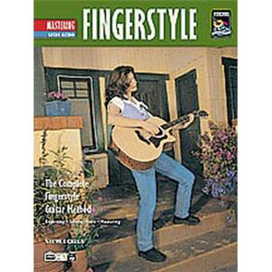 MANZI LOU - FINGERSTYLE GUITAR METHOD MASTERING TAB. + CD