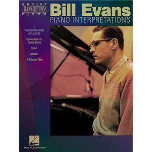 EVANS BILL - PIANO INTERPRETATIONS ARTIST TRANSCRIPTIONS