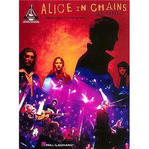 ALICE IN CHAINS - ACOUSTIC GUITAR TAB.