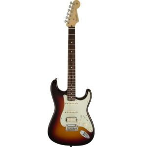 GUITARE FENDER AMERICAN DELUXE STRATOCASTER PLUS HSS ROSEWOOD