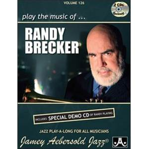 BRECKER RANDY - AEBERSOLD 126 PLAY + 2CD