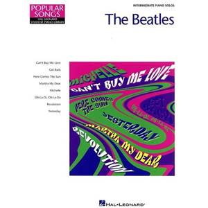 BEATLES THE - HAL LEONARD STUDENT PIANO LIBRARY