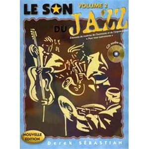 DEREK SEBASTIAN - SON DU JAZZ VOL.2 + CD